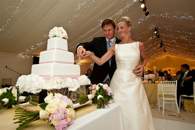 Claremont Marquees wedding photo