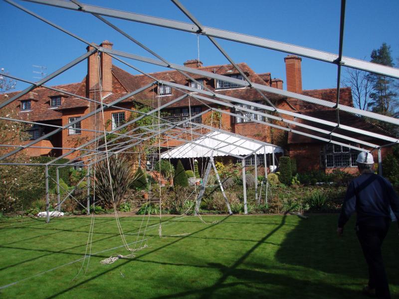 Awkward Gardens Claremont Marquees