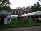 Marquees & awnings for a summer fete