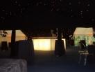 Circular backlit bar