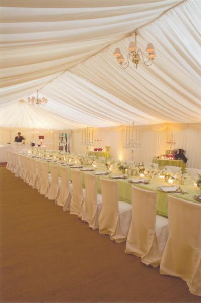 Party Claremont Marquees