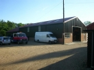 The exterior of our warehouse.