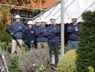 Claremont Marquees staff