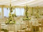 Brides magazine featured wedding marquees