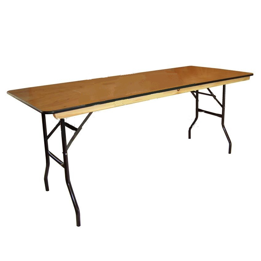 Second Hand Sale 6' x 2'6 trestle tables
