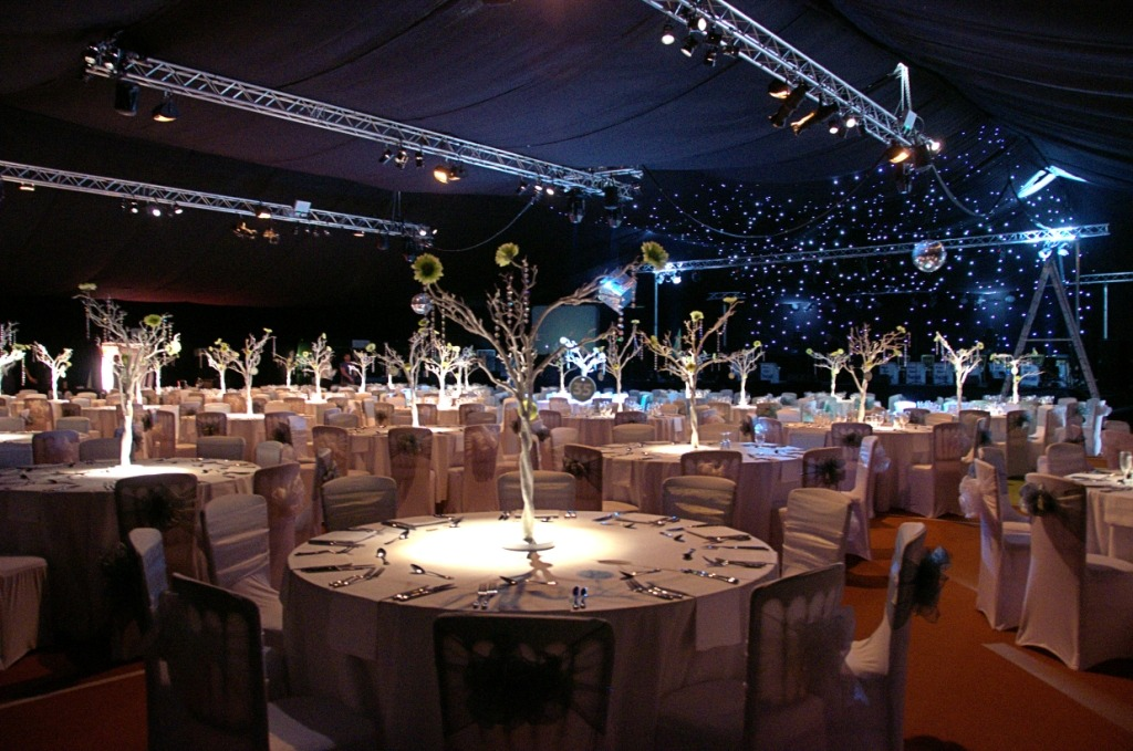 Linings Claremont Marquees