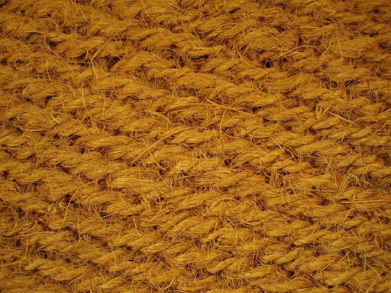 Second Hand Sale natural coir matting 1.5 x lifesize