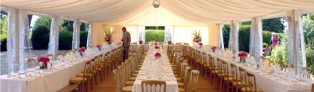 Marquee Hire Surrey Burrows Lea